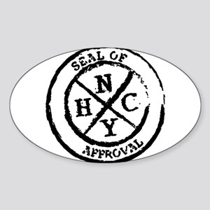 NYHC Seal of Approval Sticker